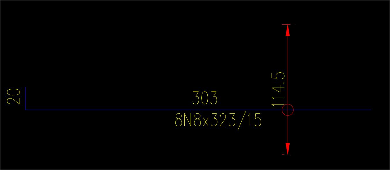 Надписване на армировка с Arml от mCAD6