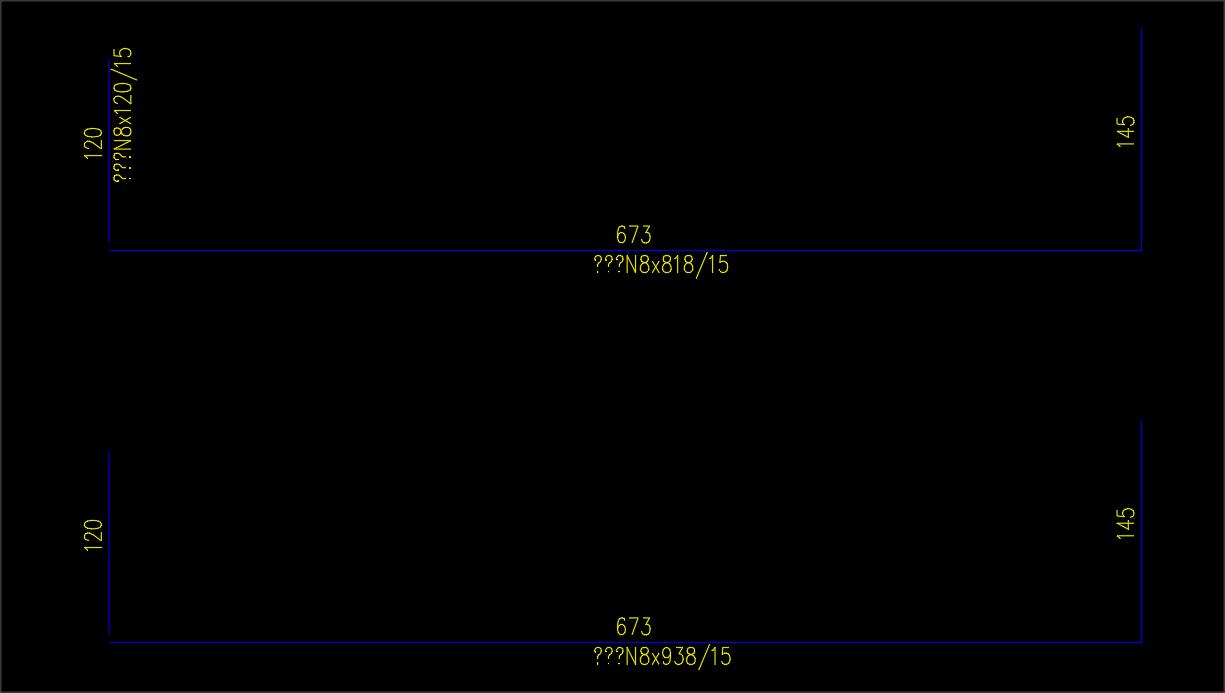 Надписване на армировка с Arml от mCAD8