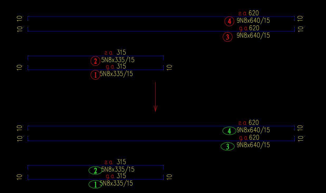 Подмяна на един блок с друг блок в средата на AutoCAD